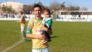 El destacado. Iván Aguilar marcó tres goles para Unión Agrarios Cerrito.