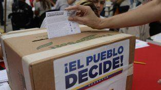 Más de siete millones de venezolanos rechazaron la Constituyente de Maduro en la consulta popular