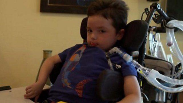 Un niño con una enfermedad terminal consiguió superar el pronóstico médico