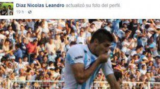 Una cosa de locos: firmó con San Martín de Tucumán y besó la de Atlético