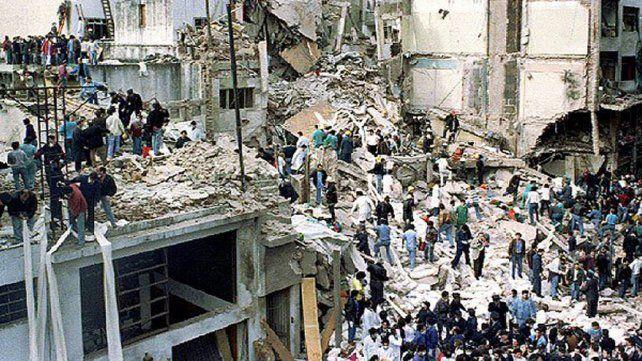 0021016818 - Argentina: Presidente de AMIA exigió justicia
