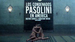 Tierra en Trance invita: presentación libro y proyección sobre Pasolini