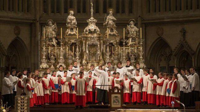 Los gorriones de la catedral de Ratisbona