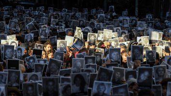 a 23 anos, se renovaron las demandas de justicia por el atentado en amia