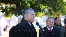 Diego Dlugovitzky, presidente de la Delegación de Asociaciones Israelitas Argentina (Daia) de Paraná