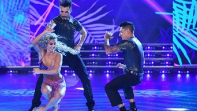 Video: Brian Sarmiento la rompió en ShowMatch