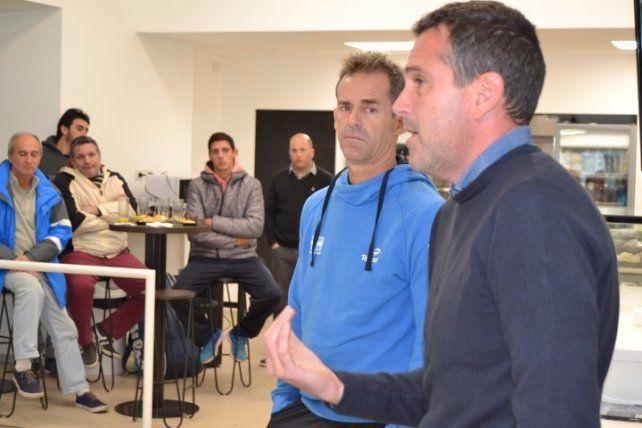 La Asociación Argentina de Tenis presentó una nueva competencia
