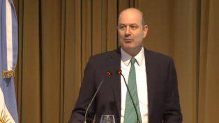 Sturzenegger: Hemos tenido un número de inflación que no era el que estábamos esperando