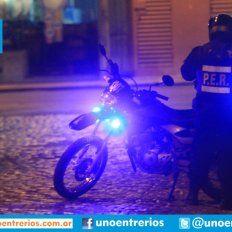 Con el sello narco balearon la Comisaría Décima de Paraná