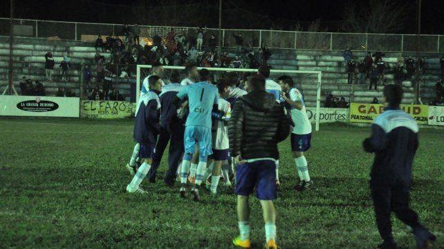 Gimnasia de Concepción se metió en la final del Apertura uruguayense