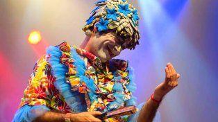 Pitufo Lombardo dará un taller de murga y recital en Paraná