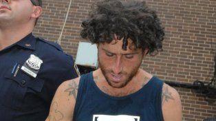 El asesino detenido por la policía de NY.