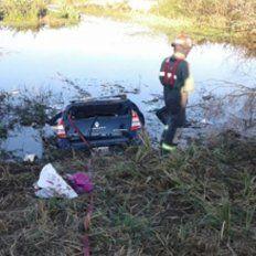 Accidente fatal: una mujer murió y tres personas fueron hospitalizadas