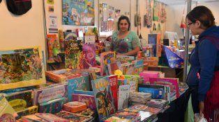 La Feria del Libro será en octubre y quieren llegar a los 80 expositores