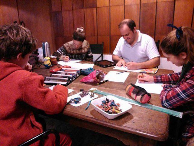 Agosto trae una nueva propuesta de talleres en el CC La Hendija