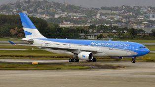 Paro de aeronáuticos: qué hacer si tenés un pasaje de Aerolíneas o Austral para mañana