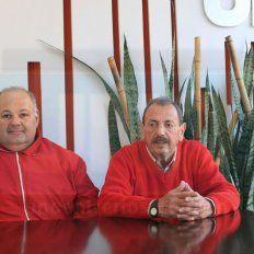 Iniciativa. Torrent y Burgos Antonini invitaron a la celebración.