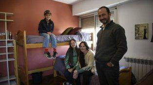 Una familia rosarina recibirá a cinco jóvenes refugiados sirios
