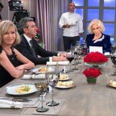 Florencio Randazzo a Mirtha Legrand: Usted contribuye a la grieta que critica
