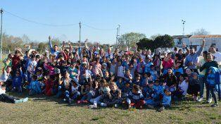 Mayda Cresto alentó a fortalecer el programa Educando en Movimiento