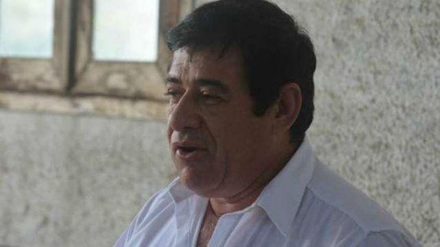 Landra. El dirigente de Paraná Campaña no coincide con Frigerio.