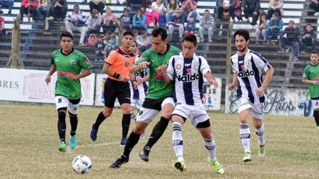 El partido disputado en el Plazaola entre Atlético Uruguay y Achirense fue una vergüenza al juego.