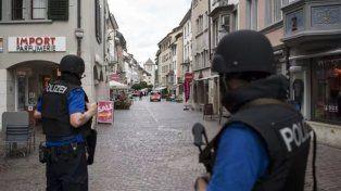 Cinco heridos luego de un ataque con una motosierra en Suiza