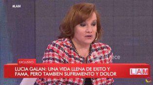 Lucía Galán: Hay mujeres que quedan embarazadas para cobrar la AUH