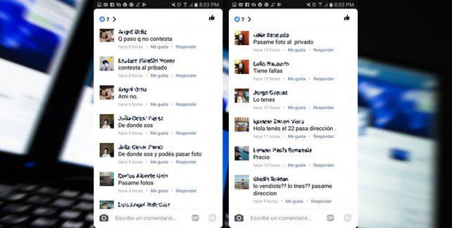 Concordia: vendía un arma en vía Facebook y 19 personas quisieron comprarla