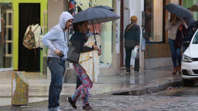 Jornada con probabilidad de lluvias y tormentas con una máxima de 22 grados