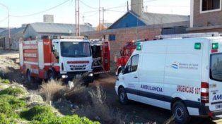 Tres hermanitos murieron intoxicados tras el incendio de su casa
