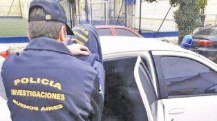 La Policía trasladó al hombre acusado de someter sexualmente a su familia.