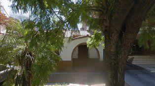 El jardín está en calle Malvinas 444 de Paraná.