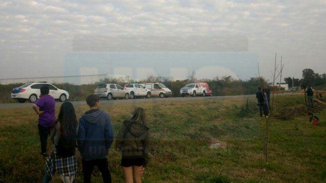 Hallaron un cuerpo en Colonia Avellaneda e investigan si se trata de Solange Beade
