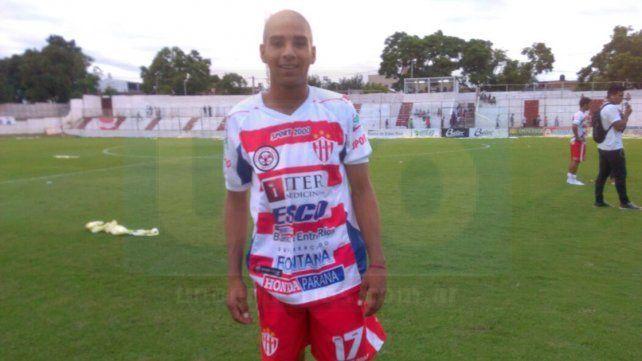 Duarte debutó en la B Nacional el 11 de marzo ante Independiente de Mendoza en el Pedro Mutio.
