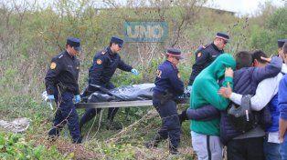 El peor final. Foto UNO Juan Ignacio Pereira.