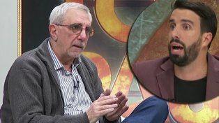 Tensión al aire: Ricardo Canaletti invitó a pelear a Flavio Azzaro en vivo
