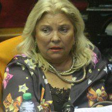 En pleno debate Carrió amenazó: el próximo sos vos Kicillof