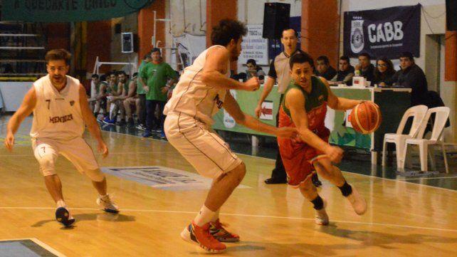Entre Ríos perdió ante Mendoza en el tercer partido del argentino de básquet