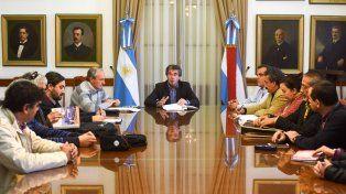 Se realizó la primera reunión entre Agmer y el gobierno entrerriano por las liquidaciones