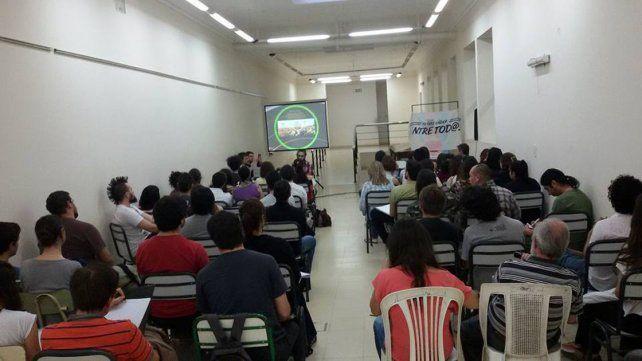 El rock en el aula. Será hoy en la Escuela Normal de Paraná.