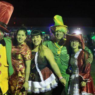 El Concejo eximió de la Tasa Comercial a la Fiesta de Disfraces