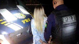 Detuvieron a una dirigente del PRO con 5 kilos de droga en Brasil