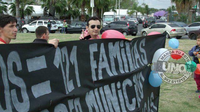Preadjudicatarios de Vicoer esperan desde hace nueve años la construcción de sus viviendas