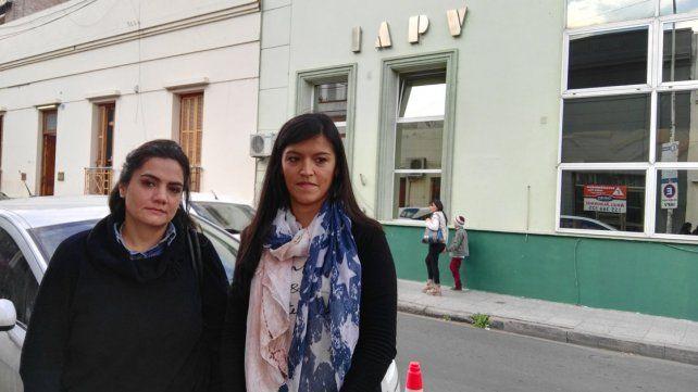 Romina Merlo y Luisina Torres dialogaron con UNO