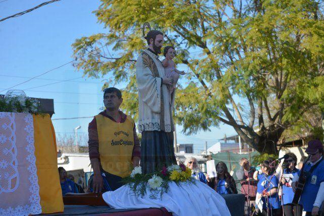 Con el lema Dénle ustedes de comer comienza mañana la novena patronal en honor a San Cayetano