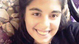 La víctima. Micaela García era oriunda de Concepción del Uruguay.