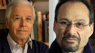 Gustavo Rivas y Jorge Amilcar García.