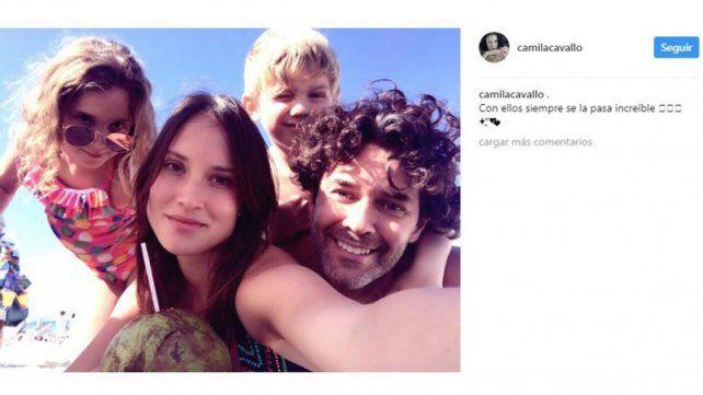Mariano Martínez publicó una foto y le llovieron las críticas