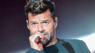 Ricky Martin volvió a enloquecer a sus fans con una sensual foto